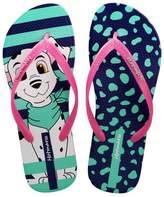 Hotmarzz Women's Cute Dog Puppy Slippers Fashion Sandals Beach Flip Flops Size 5