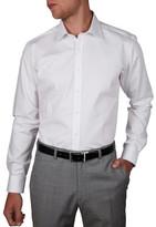 Geoffrey Beene Gotham Bar Twill Body Fit Shirt