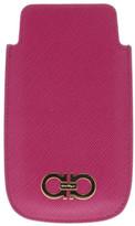 Salvatore Ferragamo iPhone Leather Case