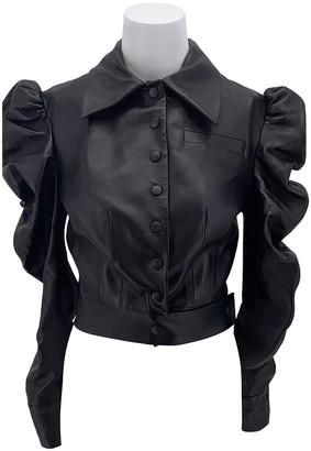 MATÉRIEL Black Jacket for Women