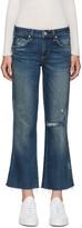 Amo Blue Kick Jeans
