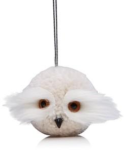Bloomingdale's Felt Owl Ornament - 100% Exclusive