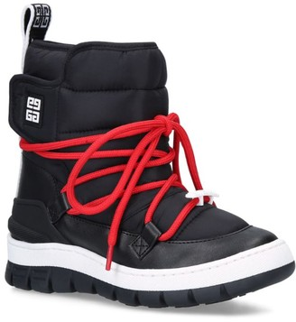 Givenchy Kids Hiker Boots