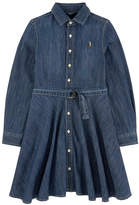 Ralph Lauren Jean shirt dress