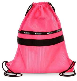 Le Sport Sac Janis Drawstring Backpack
