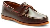 Timberland Brig Moc Toe Boat Shoe