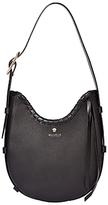 Modalu Luna Scoop Leather Small Shoulder Bag