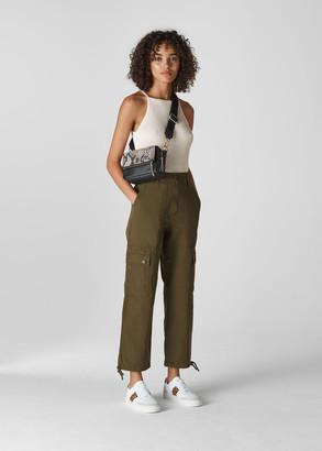 Steffi Utility Cargo Trouser