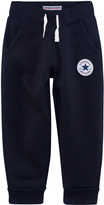 Converse Black Cuffed Sweatpants