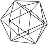 Torre & Tagus Polygon Medium Ball