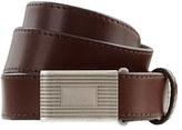 J.Crew Kids' leather plaque belt