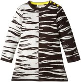 Kenzo Anemone Dress (Toddler) - Elephant Color - 2 Years