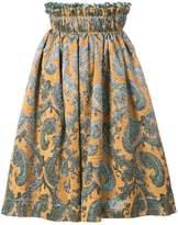 Jourden elasticated waist skirt