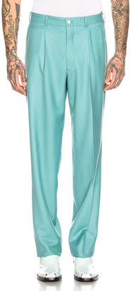 Comme des Garcons Trouser in Green   FWRD