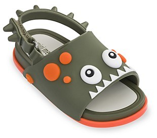 Mini Melissa Kid's Mini Dino Sandals