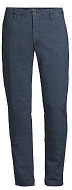 Incotex Men's Tapered Flat Front Pants
