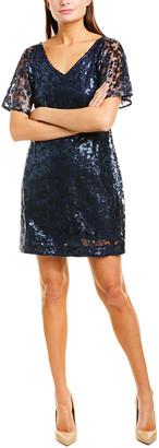 Trina Turk Volcano Shift Dress