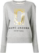 Marc Jacobs Double J logo sweatshirt