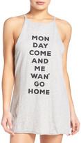 The Laundry Room Go Home Sleep Shirt