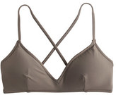 J.Crew French cross-back bikini top