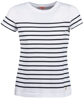 Armor Lux YARILAND women's T shirt in White