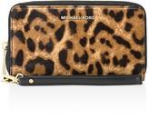 MICHAEL Michael Kors Multi-Function Large Calf Hair Smartphone Wristlet