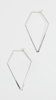 Jules Smith Designs Large Angular Hoops