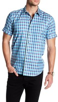 Robert Graham Randsburg Classic Fit Short Sleeve Shirt