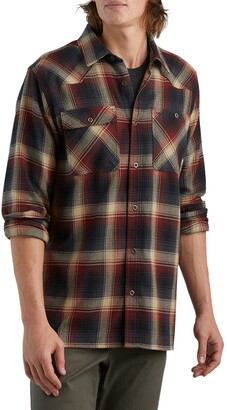Outdoor Research Feedback Flannel Button-Up Shirt