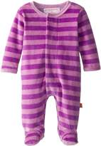 Magnificent Baby Baby-Girls Infant Velour Footie