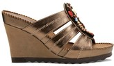 Aerosoles Women's Cobblestone Wedge Sandal