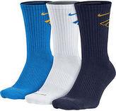 Nike 3-pk. Dri-FIT Fly Crew Socks-Big & Tall