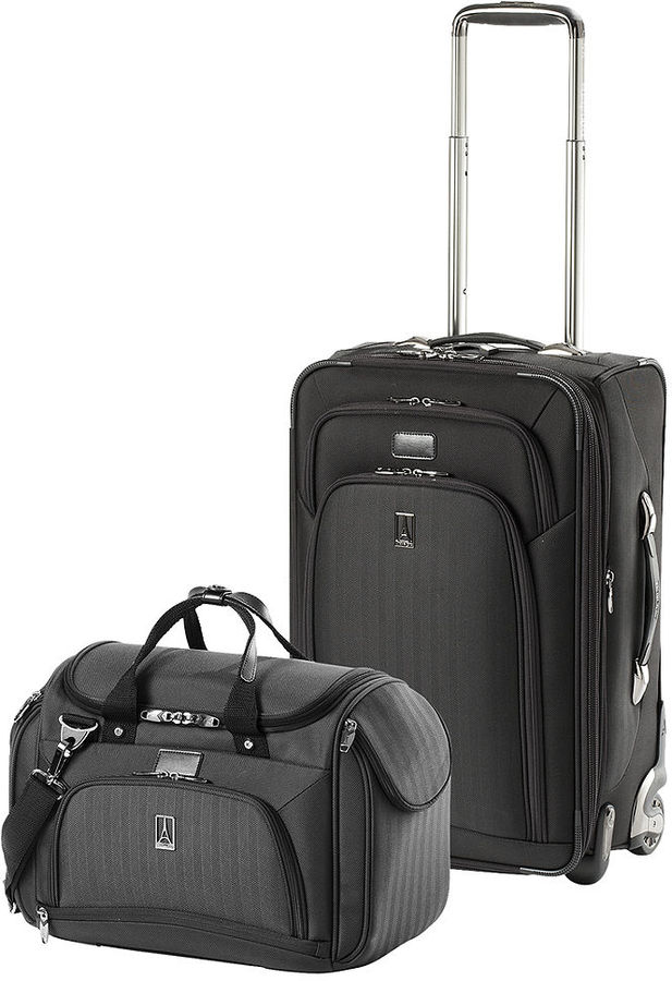 "Travelpro CLOSEOUT! Suitcase, 24"" Platinum 7 Rolling Suiter Upright"