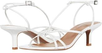 Who What Wear Freya (White Patent) Women's Shoes