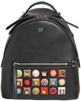 Fendi Mini Studded Leather Backpack