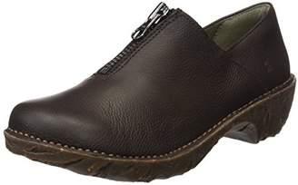 El Naturalista Women's Ng52 Soft Grain Yggdrasil Moccasin Boots