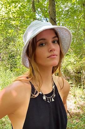 Lack Of Colour Wave Lace Bucket Hat