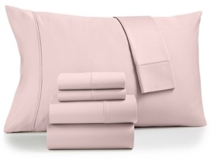 Fairfield Square Collection Sydney 6-Pc. Queen Sheet Set, 825-Thread Count Egyptian Blend, Created for Macy's Bedding
