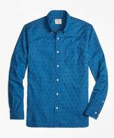 Brooks Brothers Foulard Chambray Sport Shirt