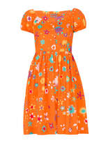 LHD Coconut Grove Dress - Yellow/orange - Size US8 - Lhd