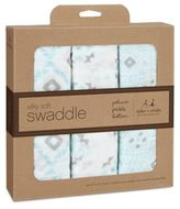 Petunia Pickle Bottom by aden + anais® 3-Pack Swaddle in Sleepy Seychelles