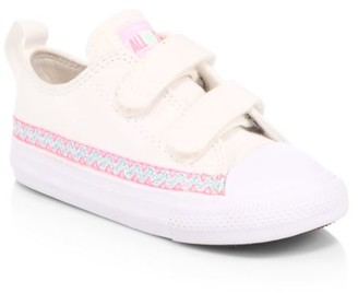 Converse Baby's & Little Girl's Friendship Bracelet Low-Top Sneakers
