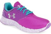 Under Armour 'Flow - Swirl' Athletic Shoe (Toddler & Little Kid)