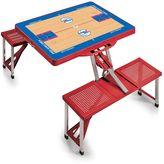 Picnic Time Philadelphia 76ers Portable Folding Picnic Table