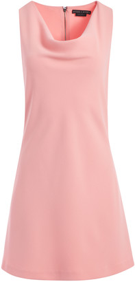 Alice + Olivia Harmony Mini Racer Back Dress