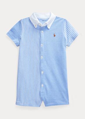 Ralph Lauren Knit Oxford Fun Shortall