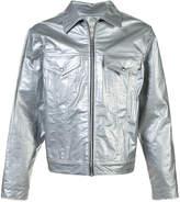 Enfants Riches Deprimes zip-up jeans jacket