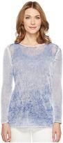Nic+Zoe Poolside Top Women's Sweater
