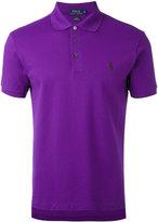 Polo Ralph Lauren classic polo shirt - men - Cotton/Spandex/Elastane - S