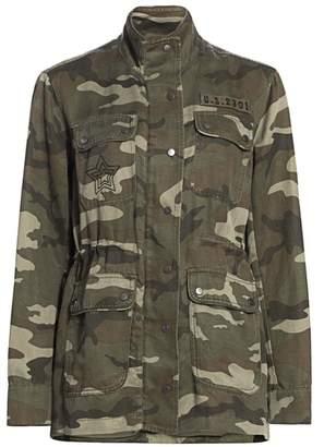Rails Cole Camo Jacket
